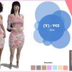 CYCY | * Can recolor * 7 Swatches * Original Mesh * HQ…
