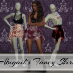 Abigail's Fancy Skirt Here you are another piece… – My Random Stuff
