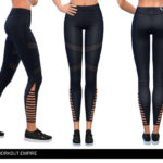 ekinege's Workout Empire – Power – Vent Tights