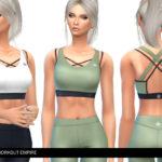 ekinege's Workout Empire – Insignia – Bra