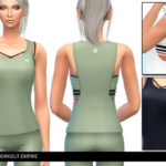 ekinege's Workout Empire – Insignia – Tank