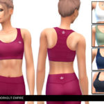 ekinege's Workout Empire – Regalia – Sports Bra