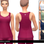 ekinege's Workout Empire – Regalia – Loose Tank