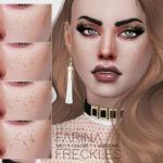 Pralinesims' Farina Freckles N10