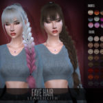 Leah Lillith's LeahLillith Faye Hair