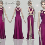 jomsims' Agavala Dress