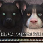 RemusSirion's Dog Eyes 02 – SET
