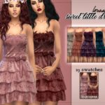 L0UNA's Sweet little Dress – Lounacutex