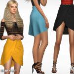 DarkNighTt's Style Wrap Skirt