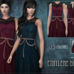 RemusSirion's Ethylene Dress (Dine out required)