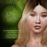 Blahberry Pancake's June Skin & Overlay
