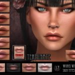 RemusSirion's Terminate Lipstick