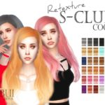 Shibui Sims' Retexture s-club CoCo n21B – Mesh needed