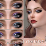 S-Club WM thesims4 Eyeshadow 201801