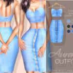 cosimetics' Aurora Outfit