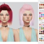 Kalewa-a's Hair Retexture 05 – LeahLillith�s Radiance – Mesh needed