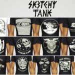 Sketchy Tank
