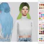 TS4 Hair Retexture 07 – LeahLillith's Renaissance