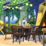 Peace's Place Oasis-Chic Dining – Outdoor Furniture Set