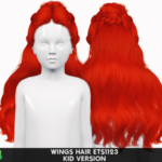 WINGS HAIR ETS1123 – KIDS VERSION