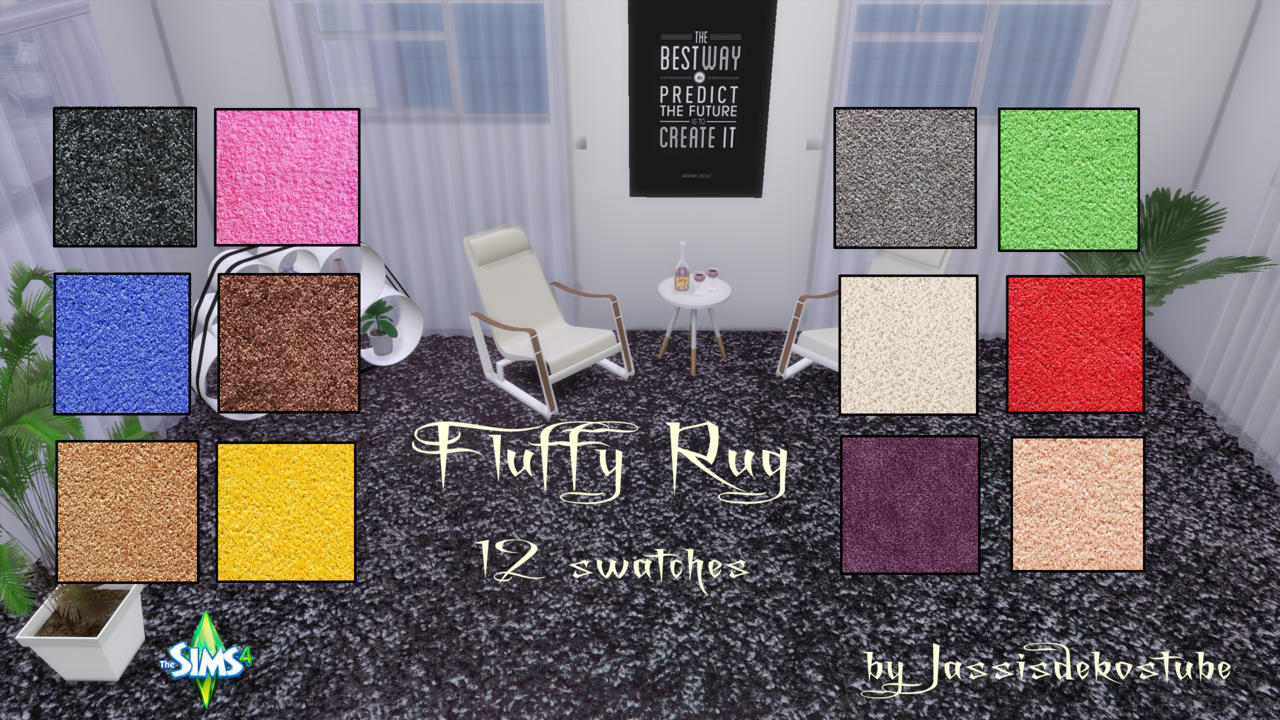 Fluffy Rug Sims 4 Updates Sims 4 Finds Amp Sims 4 Must