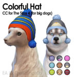 Kalino – Hats?!  Yes!!! Colorful hats for your big dog! I…