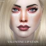 Pralinesims' Valentine Lip Stain N55