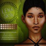 Blahberry Pancake's Lena Skin & Overlay