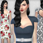 Colores Urbanos' My love dress (original mesh)
