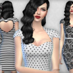 Colores Urbanos' My love dress RECOLOR 2 (Needs mesh)