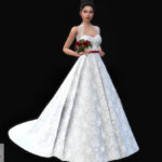 Colores Urbanos' Wedding Dress 11 (original mesh)