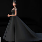 Colores Urbanos' Wedding Dress 11 RECOLOR 2 (Needs mesh)