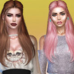 Sharareh's Sugar hair retexture