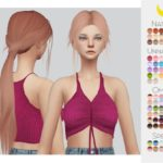 Hair Retexture 28 – Leahlillith�s