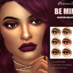 [KYLIE VALENTINE COLLECTION] Kylie�s Diary Eyeshadows