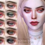 Pralinesims' Feather Eyeshadow N67