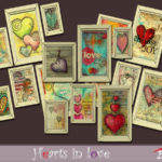 evi's Hearts in Love