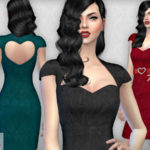 Colores Urbanos' My love dress RECOLOR 1 (Needs mesh)