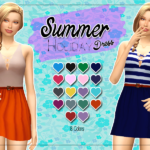 KASS – Summer Holiday Dress
