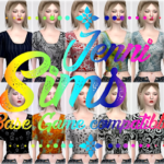 Jennisims: Downloads sims 4:Base Game compatible Top