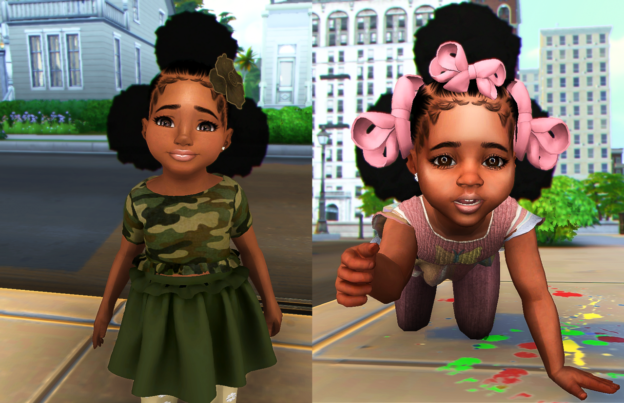 ™�ebonix♚ Wonderpuffs For Toddlers Sims 4 Updates