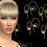 NataliS_Twirl Earrings With Pearl