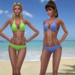 _Simalicious_'s knitted bikini