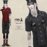 Helsoseira's SYKA – Industrial Top – Male