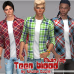 WistfulCastle's Teen blood – male top