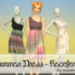 maretabuniketa's Summer Dress – Recolor 2 (MESH NEEDED)