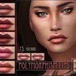 RemusSirion's Polymorphism Lipstick