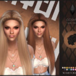Nightcrawler Sims' Nightcrawler-Cosmic