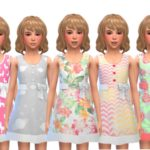 Wicked_Kittie's Adorable Girls Spring Dress