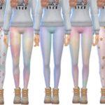 Wicked_Kittie's Tumblr Themed Leggings Pack Twelve
